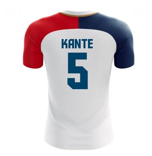 competitive price fc9cc 47f6f 2018-19 France Away Concept Shirt (Kante 5) - Kids