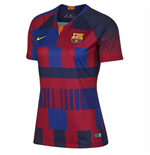2018-2019 Barcelona Anniversary Nike Ladies Shirt