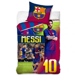 F.C. Barcelona Single Duvet Set Messi