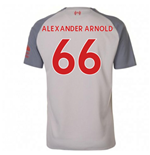 2018-2019 Liverpool Third Football Shirt (Alexander Arnold 66)