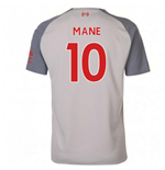 2018-2019 Liverpool Third Football Shirt (Mane 10)