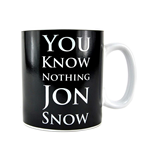 Game of Thrones Heat Changing Mug Jon Snow