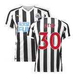 2018-2019 Newcastle Home Football Shirt (Atsu 30)