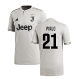2018-2019 Juventus Adidas Away Football Shirt (Pirlo 21)