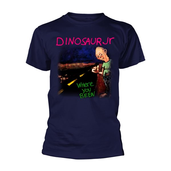 Dinosaur Jr T-Shirt Where You Been