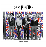 Vynil Sex Pistols - Agents Of Anarchy