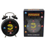 Pac-Man Alarm Clock Characters --- DAMAGED PACKAGING