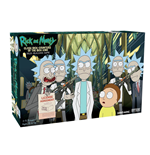 Rick and Morty Deck-Building Game Close Rick-Counters of the Rick Kind *English Version*