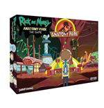 Rick and Morty Board Game The Anatomy Park *English Version*