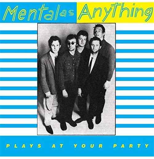 "Vynil Mental As Anything - Plays At Your Party (Ltd Ed) (7"")"