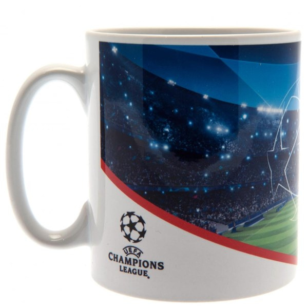 Atletico Madrid F.C. Champions League Mug