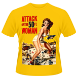 Attack Of The 50FT Woman T-shirt 332236