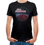Foo Fighters - Globe Logo - Unisex T-shirt Black