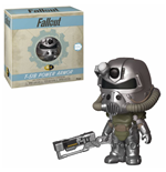 Fallout 5-Star Vinyl Figure T-51 Power Armor 8 cm