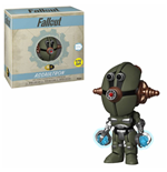 Fallout 5-Star Vinyl Figure Assaultron 8 cm
