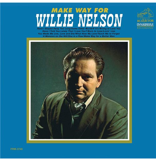 Vynil Willie Nelson - Make Way For Willie