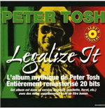 Vynil Peter Tosh - Legalize It (2 Lp)