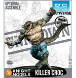 Batman/DC Universe Miniature Game 2nd Edition Miniature Killer Croc *English Version*