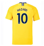 2018-2019 Chelsea Away Nike Football Shirt (Hazard 10) - Kids