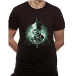 Fantastic Beasts 2 T-Shirt Deathly Hallows Split