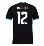 2017-18 Real Madrid Away Shirt (Marcelo 12)