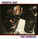 Vynil Ray Charles - Whatd I Say