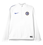 2018-2019 Chelsea Nike Drill Training Top (White) - Kids