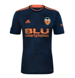 2018-2019 Valencia Adidas Away Football Shirt (Kids)