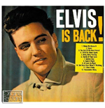 Vynil Elvis Presley - Elvis Is Back