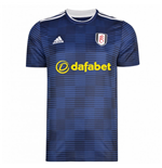 2018-2019 Fulham Adidas Away Football Shirt