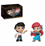 The Little Mermaid Mystery Mini Vinyl Figures 2-Pack Eric & Ariel 6 cm