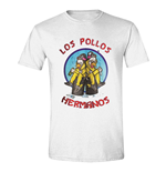 Breaking Bad T-Shirt Los Pollos Cooks