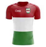 2018-2019 Hungary Home Concept Football Shirt (Kids)