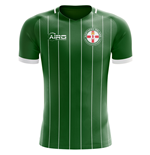 2018-2019 Northern Ireland Home Concept Football Shirt