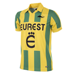 FC Nantes 1994 - 95 Short Sleeve Retro Football Shirt