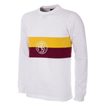 AS Roma 1944 - 45 Long Sleeve Retro Football Shirt