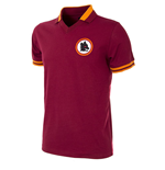 AS Roma 1978 - 79 Short Sleeve Retro Football Shirt