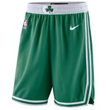 Men's Boston Celtics Nike Kelly Green Icon Edition Swingman Shorts
