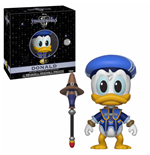 Kingdom Hearts 3 5-Star Vinyl Figure Donald 8 cm