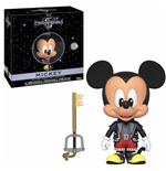Kingdom Hearts 3 5-Star Vinyl Figure Mickey 8 cm