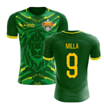 2018-2019 Cameroon Home Concept Football Shirt (Milla 9)