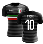 2018-2019 Italy Third Concept Football Shirt (Insigne 10)
