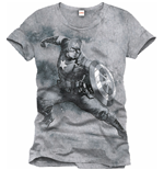 Captain America T-shirt 336488