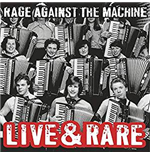Vynil Rage Against The Machine - Live & Rare (2 Lp)