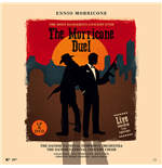 Vynil Ennio Morricone - The Morricone Duel - The Most Dangerous Concert Ever (Lp+Dvd)