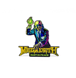 Megadeth Badge Rust In Peace