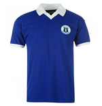 Score Draw Everton 1978 Home Shirt