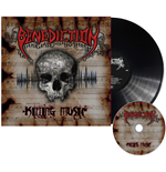 Vynil Benediction - Killing Music (Lp+Cd)