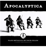 Vynil Apocalyptica - Plays Metallica - A Live Performance (4 Lp)