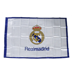 Real Madrid Flag 337574